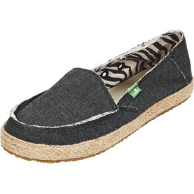 Sanük Fiona Shoes Women Charcoal